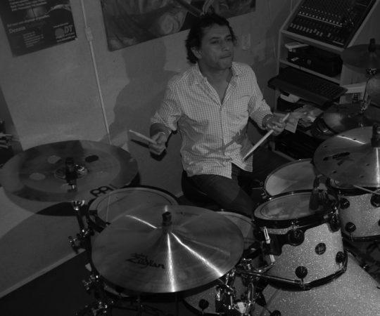 Drumschool Dennis Tideman