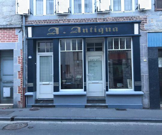 BVDS Antiqua